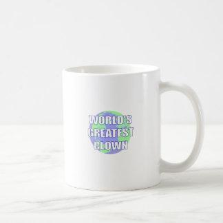 World's Greatest Clown Mug