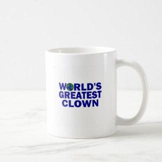 World's Greatest Clown Mugs