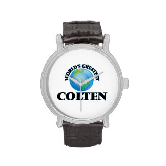 World's Greatest Colten Wristwatch