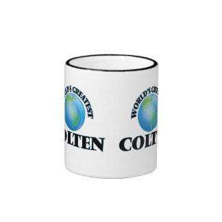 World's Greatest Colten Mug