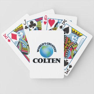 World's Greatest Colten Card Deck