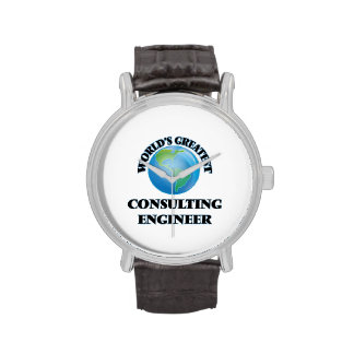World's Greatest Consulting Engineer Watch