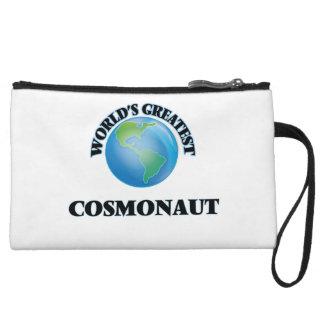 World's Greatest Cosmonaut Wristlet Clutches