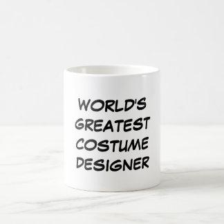 """World's Greatest Costume Designer"" Mug"
