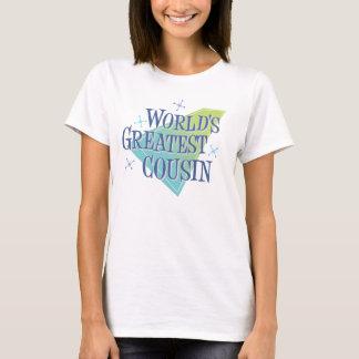 World's Greatest Cousin T-Shirt