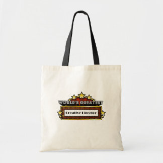 World's Greatest Creative Director Tote Bag