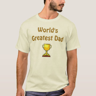 World's Greatest Dad - 2 T-Shirt