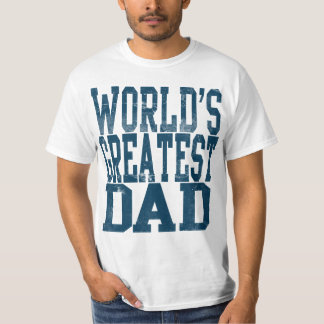 Shop the huge collection of dad t-shirts on Zazzle, available in multiple sizes, colours and styles!