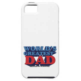 World's Greatest* Dad iPhone 5 Covers