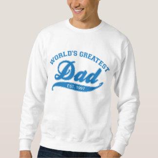 World's Greatest Dad, EST. 199? Sweatshirt