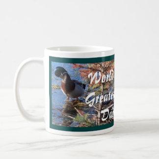 WORLD'S GREATEST DAD! COFFEE MUGS