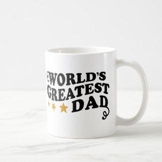 World's Greatest Dad Coffee Mugs