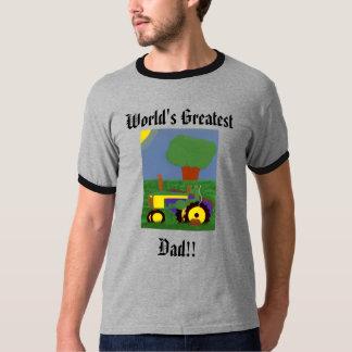 World's Greatest Dad!! Shirts