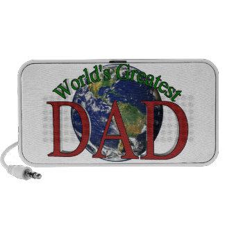 World's Greatest Dad Speaker
