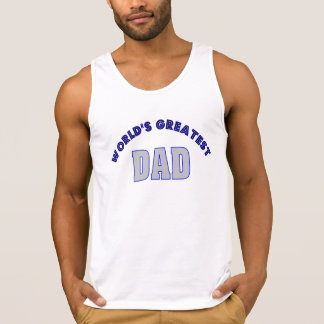 World's Greatest Dad Tank