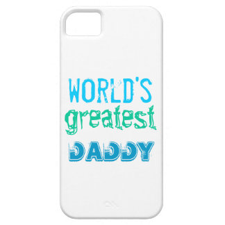 World's greatest daddy barely there iPhone 5 case
