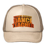 World's Greatest Dance Teacher Cap
