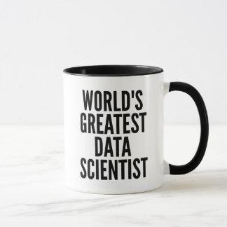 Worlds Greatest Data Scientist Mug