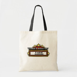 World's Greatest Dental Assistant Tote Bag