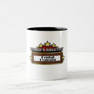 World's Greatest Dental Hygienist Coffee Mugs