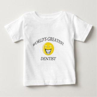 WORLD'S GREATEST DENTIST BABY T-Shirt
