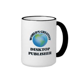 World's Greatest Desktop Publisher Mug