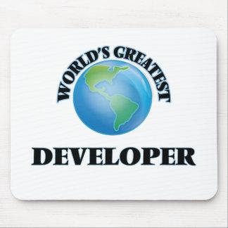 World's Greatest Developer Mousepad