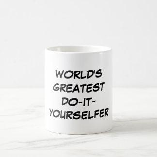 """World's Greatest Do-It-Yourselfer"" Mug"