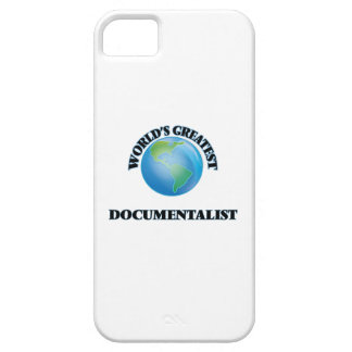 World's Greatest Documentalist iPhone 5 Cases