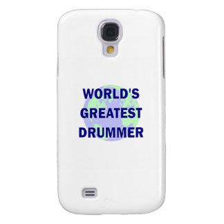 World's Greatest Drummer Samsung Galaxy S4 Case