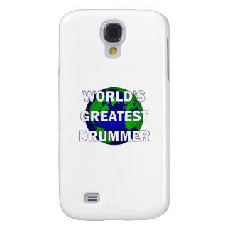 World's Greatest Drummer Galaxy S4 Cases