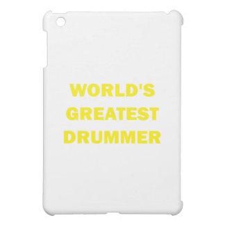 World's Greatest Drummer iPad Mini Covers