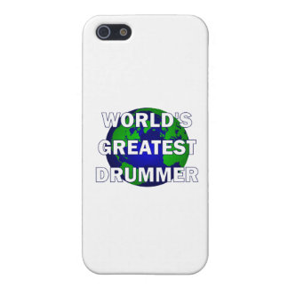 World's Greatest Drummer Cases For iPhone 5