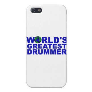 World's Greatest Drummer Case For iPhone 5