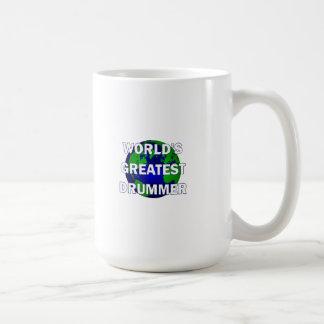 World's Greatest Drummer Mugs