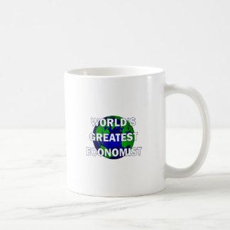 World's Greatest Economist Coffee Mug