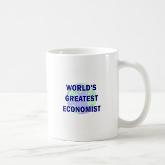 WOrld's Greatest Economist Mugs
