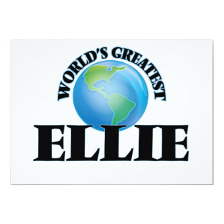 World's Greatest Ellie Cards