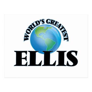 World's Greatest Ellis Postcards