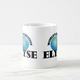 World's Greatest Elyse Basic White Mug