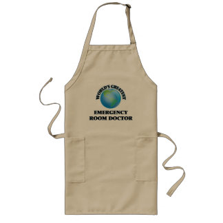 World's Greatest Emergency Room Doctor Aprons