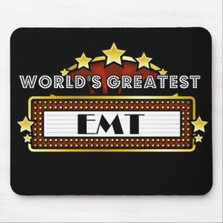 World's Greatest EMT Mouse Pad