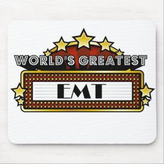 World's Greatest EMT Mousepad