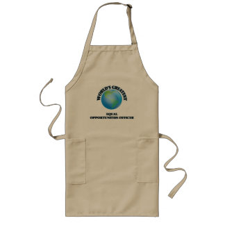 World's Greatest Equal Opportunities Officer Apron