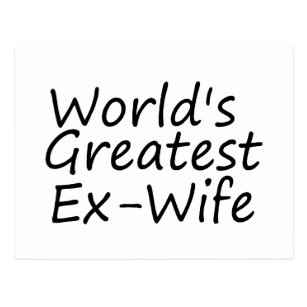 Funny Divorce Sayings Postcards Zazzle Uk