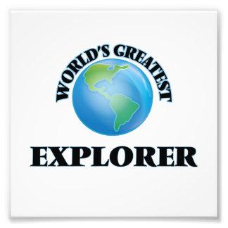 World's Greatest Explorer Photo