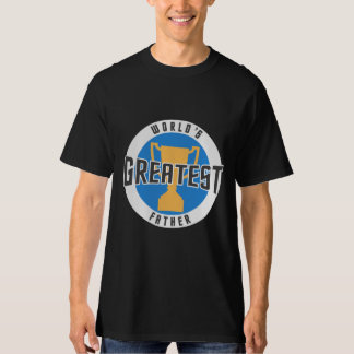 WORLD'S GREATEST FATHER (BLUE) T-Shirt