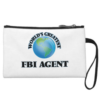World's Greatest Fbi Agent Wristlets