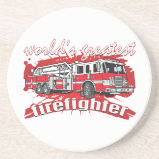 World's Greatest Firefighter Coaster