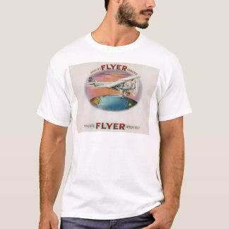 World's Greatest Flyer Vintage Spirit of St. Louis T-Shirt